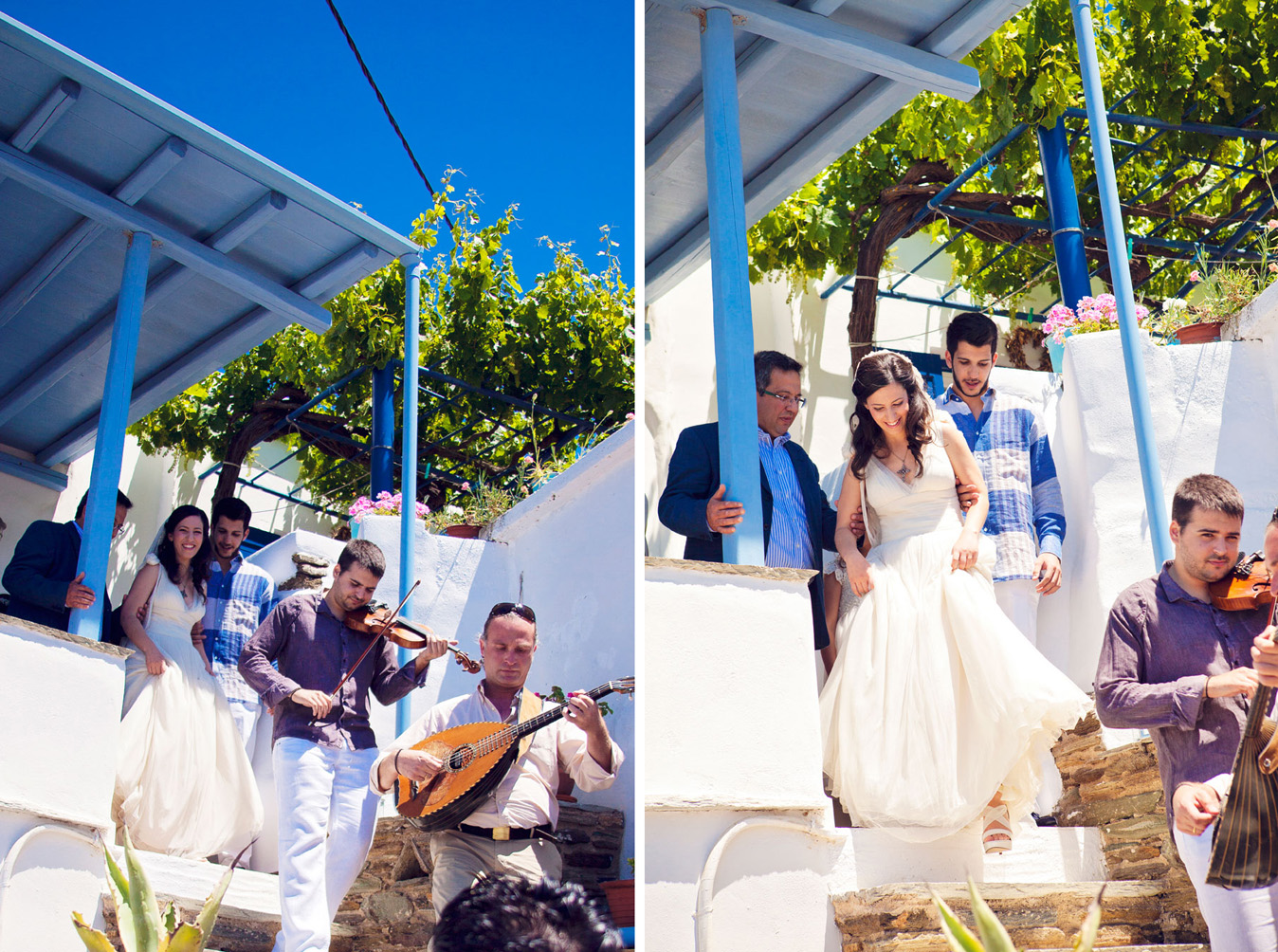 Fiorello Photography - Wedding in Tinos