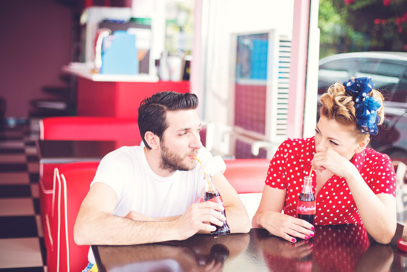 Fiorello Photography - American diner