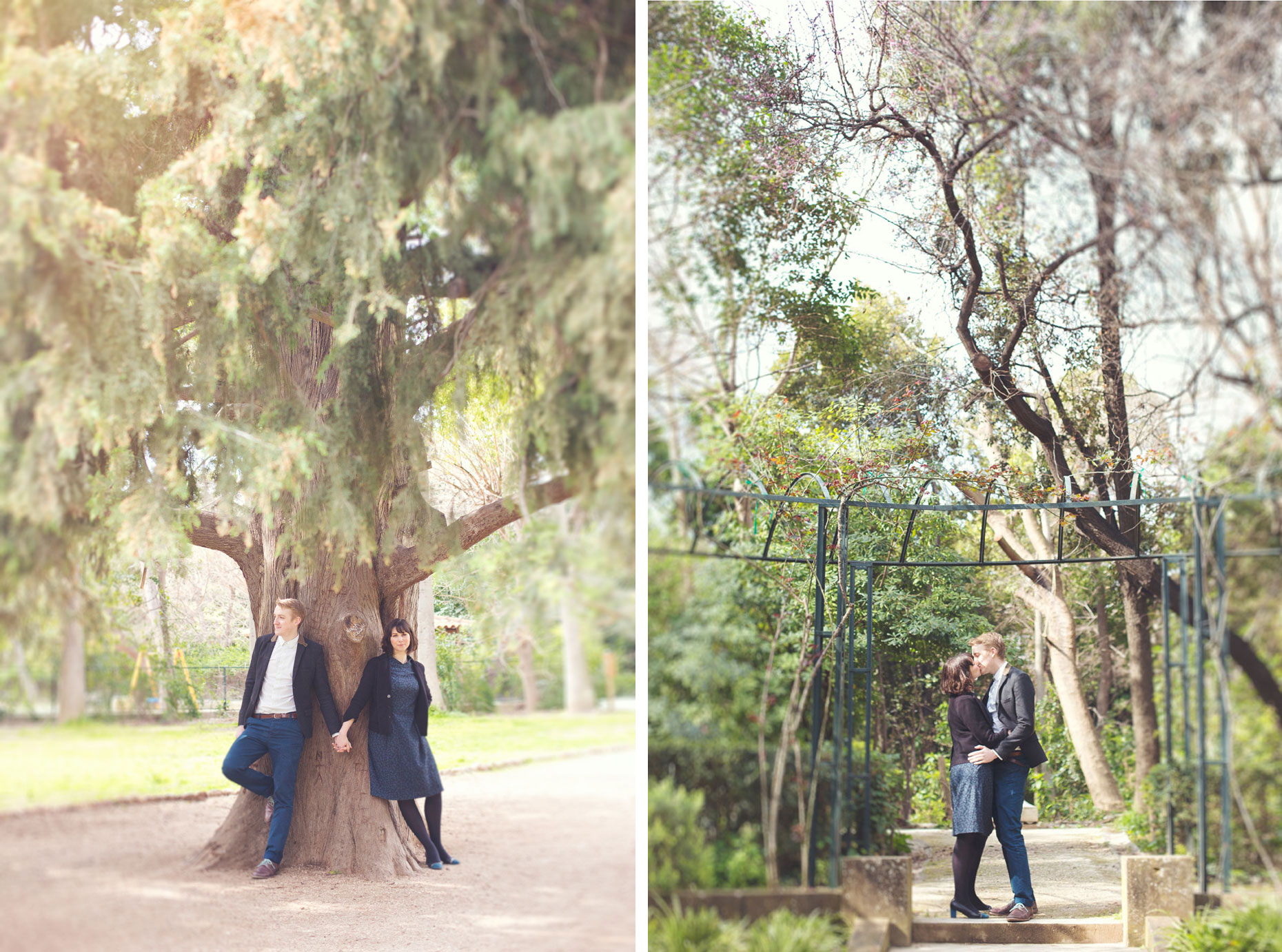 Fiorello Photography - Pre-wedding in Athens
