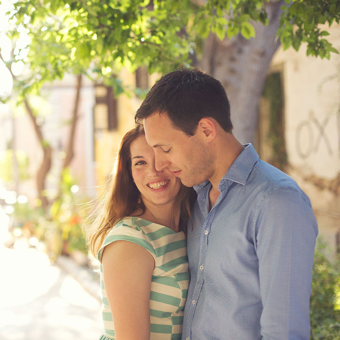 Fiorello Photography - Pre-wedding in Old Athens, Plaka