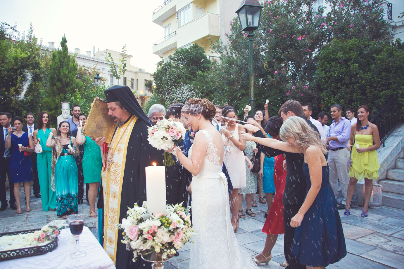 Fiorello Photography - Wedding in Athens