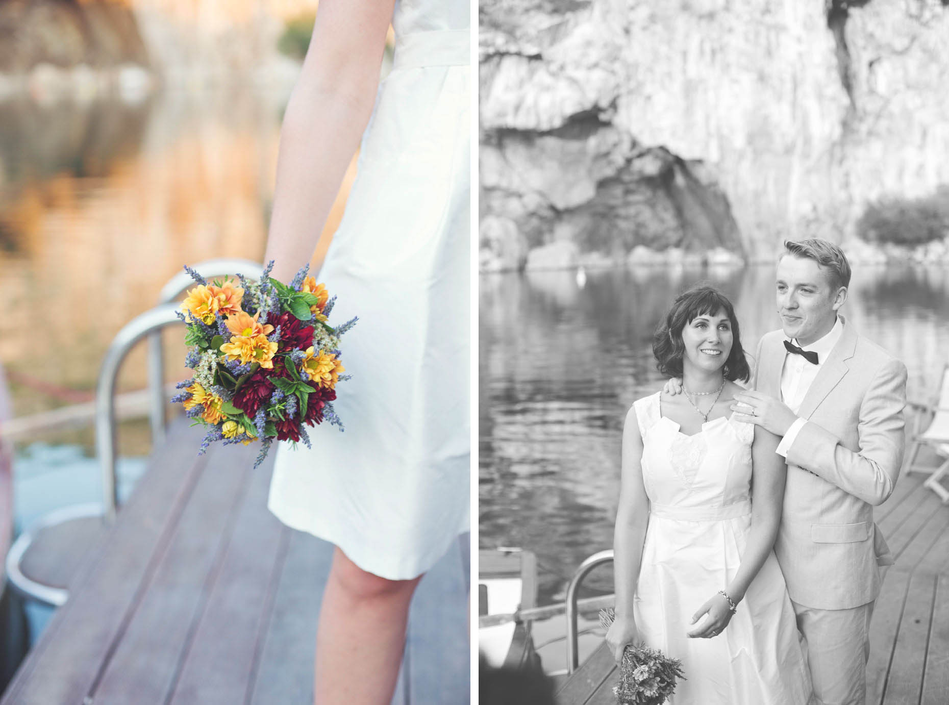 Fiorello Photography - Wedding at Vouliagmeni Lake