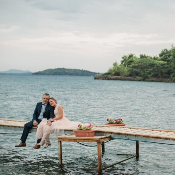 Romantic Wedding in Lefkada by Fiorello Photography