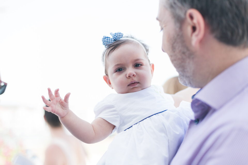 Aggelianna Christening in Elafonisos by Fiorello Photography