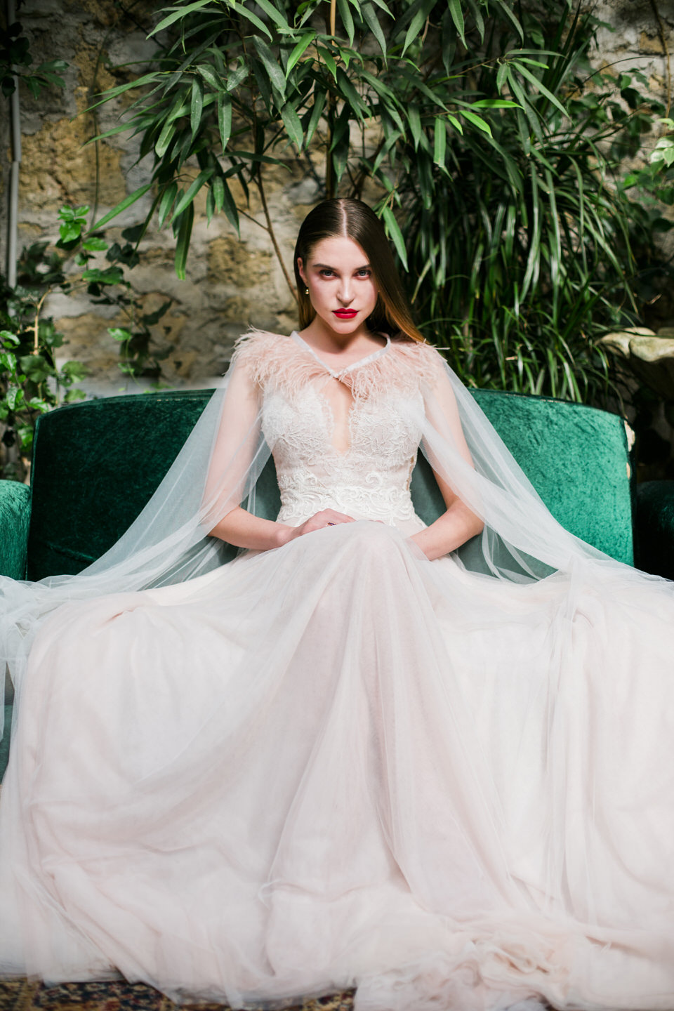 A Dreamy Wedding Editorial in Piree by Fiorello Photography