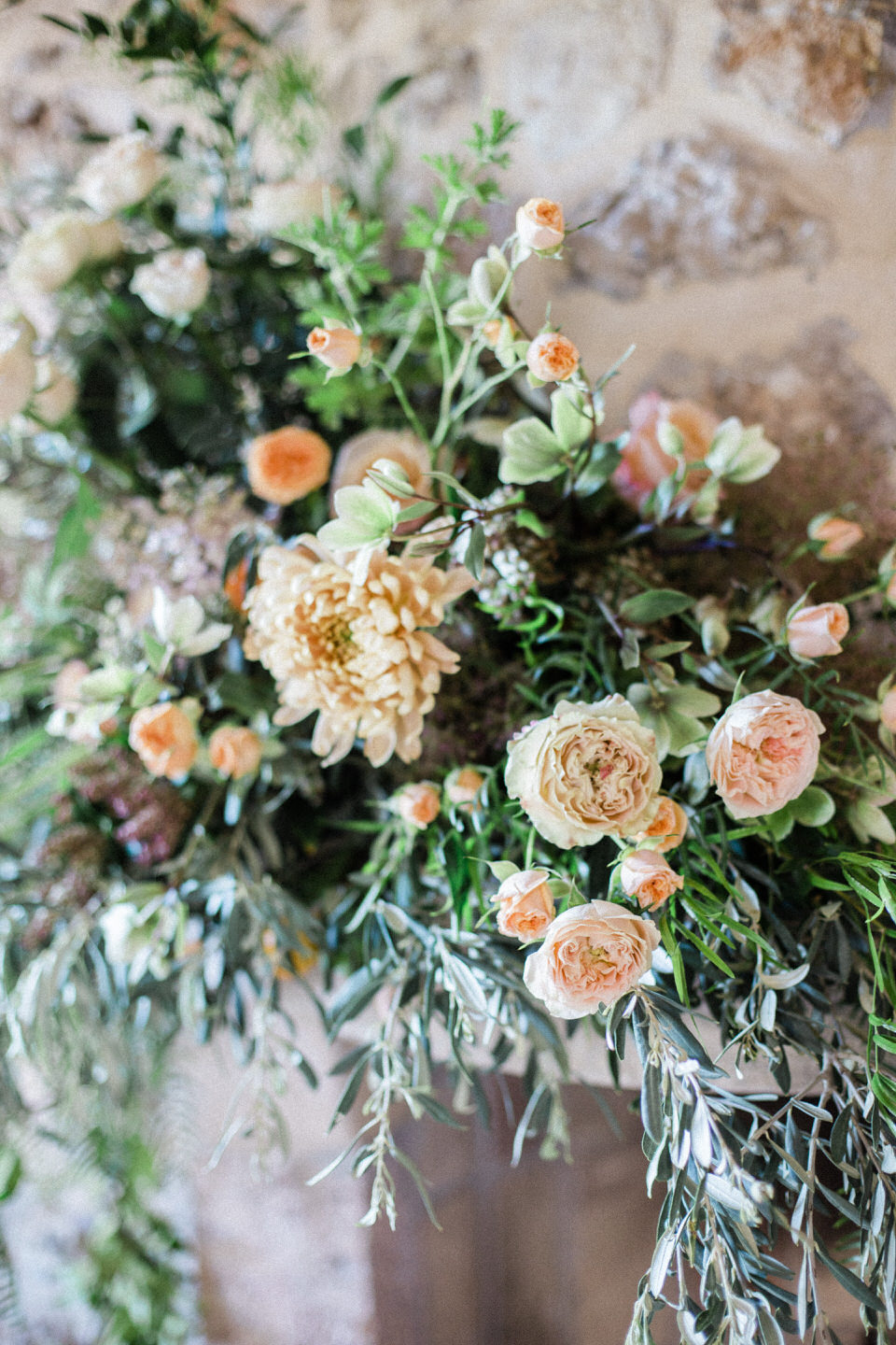 Whimsical Wedding in Spetses by Fiorello Photography