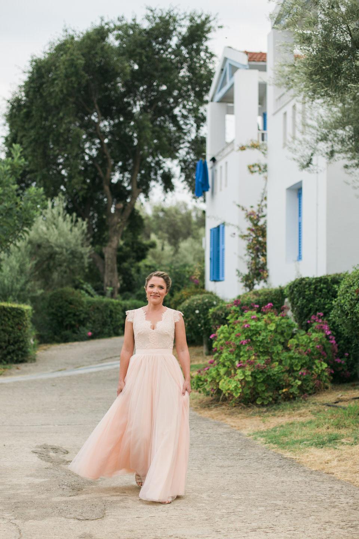 Romantic Wedding in Lefkada by Fiorello Photography