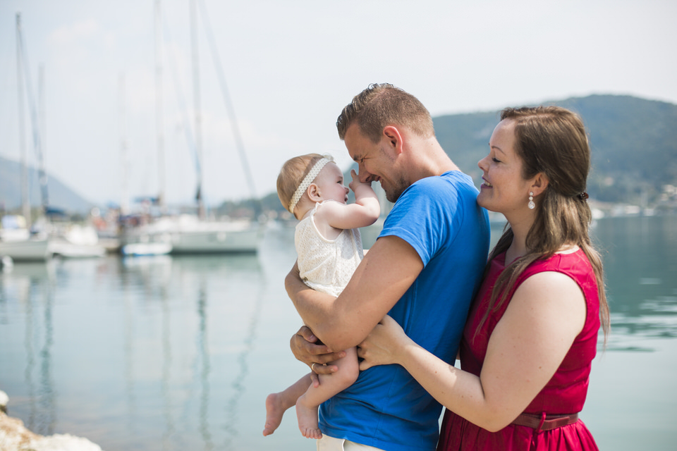 Family Photography Session in Lefkada by Fiorello Photography