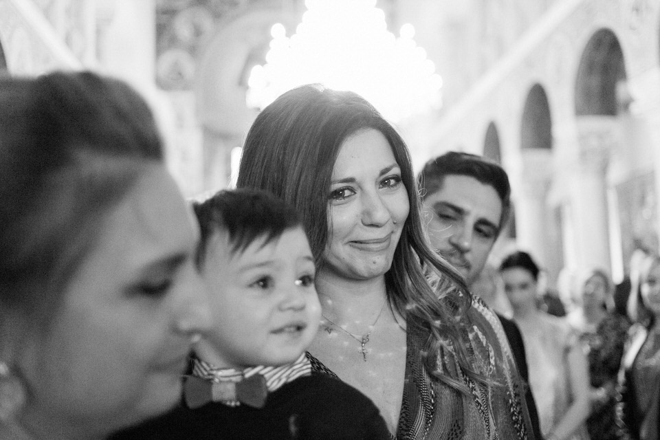 Panagiotis Christening in Volos by Fiorello Photography