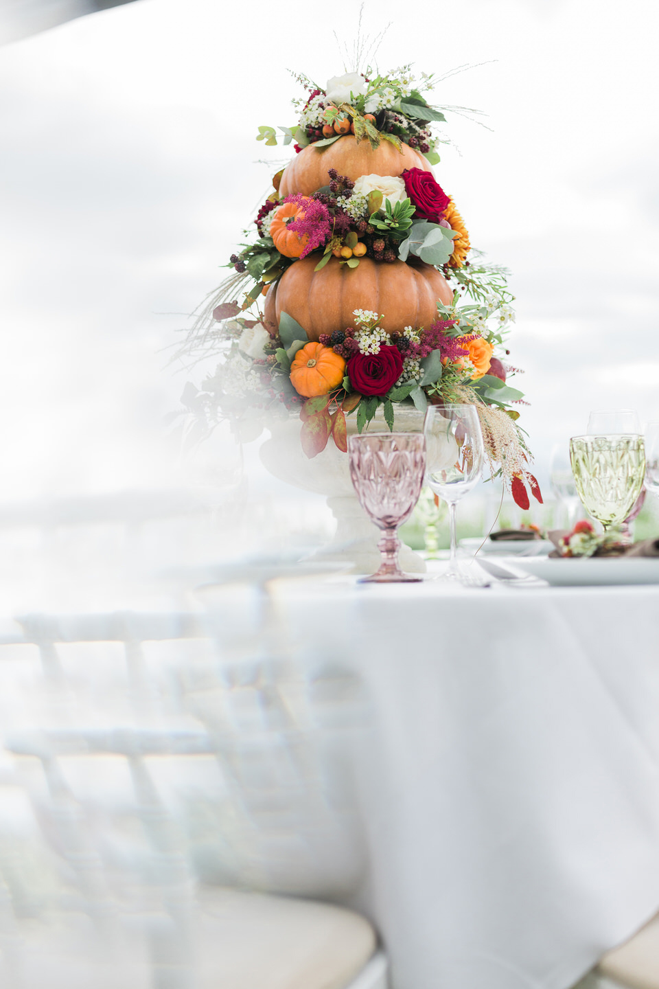 Autumn Christening in Athens Riviera by Fiorello Photography
