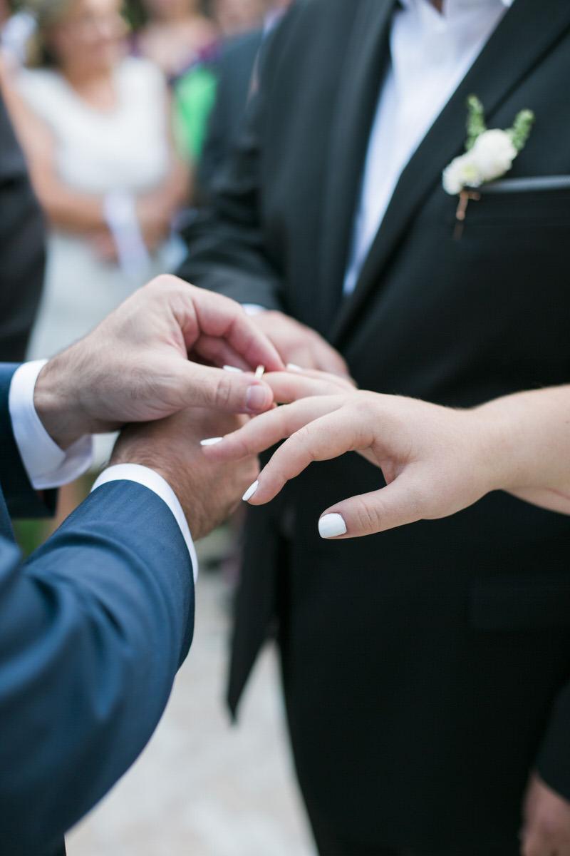 First Look Wedding Photos by Fiorello Photography