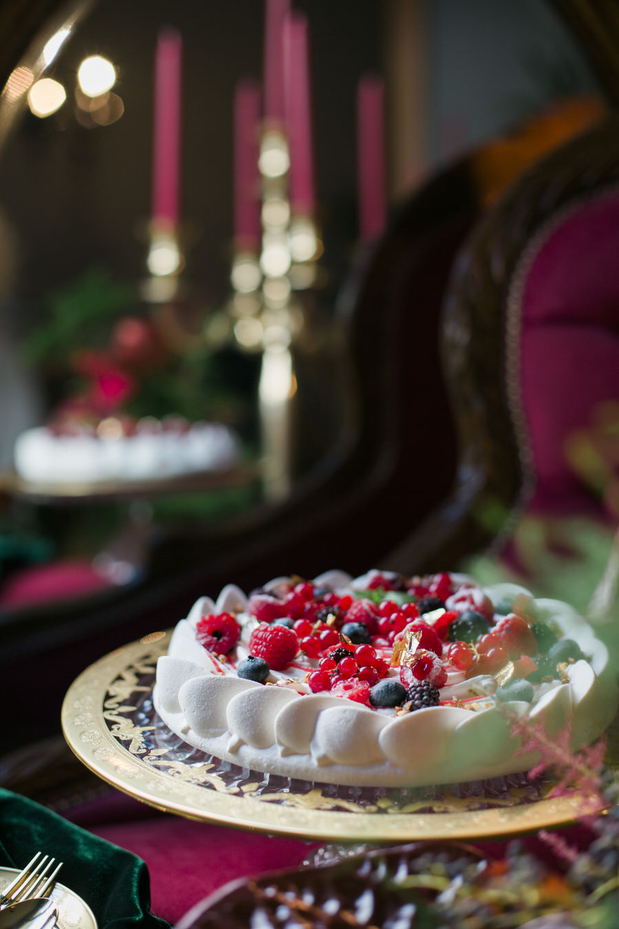 Christmas Desserts by Fiorello Photography