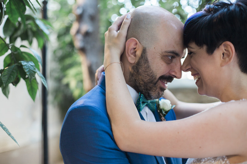 Urban Chic Wedding in Athens by Fiorello Photography