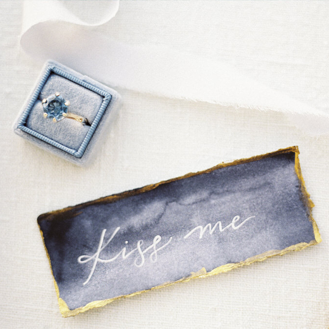 Calligraphy Love Letters by Fiorello Photography