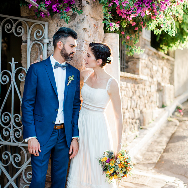 Romantic Wedding in Plaka