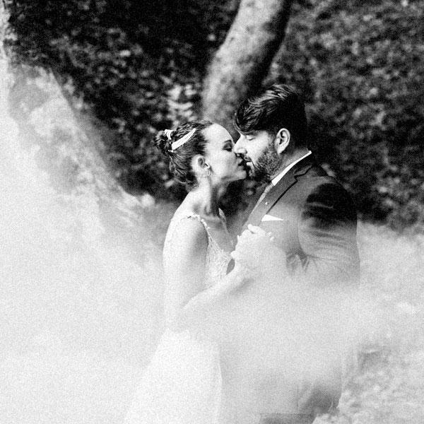 Black & White Wedding Photography in Greece by Monika Kritikou