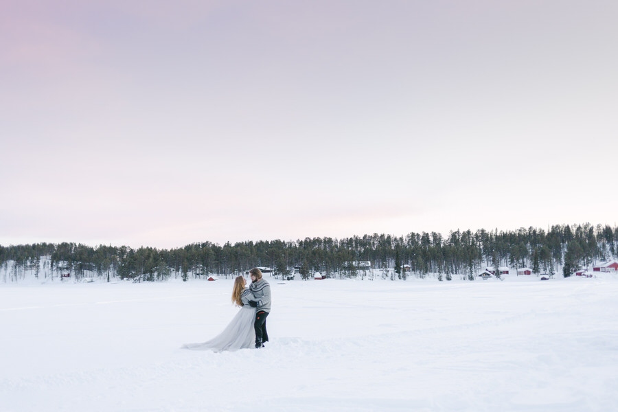 Fiorello Photography - Couple shooting in Sweden